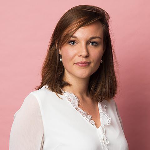 Communicatieadviseur Iris Rietveld