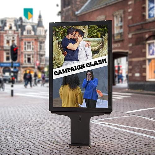 Campagne clash: SuitSupply versus ING