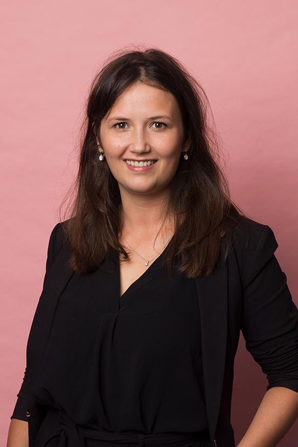 Evelien van der Wel - Consultant